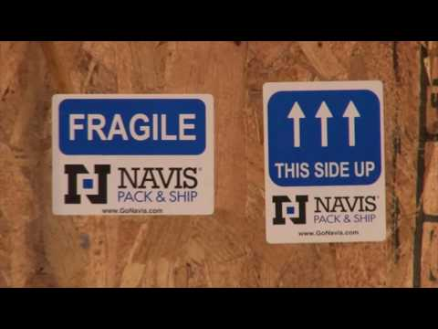 Choose Navis Pack & Ship for All Your Shipping Needs