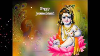 Janmashtami Good Morning Wishes & Greeting WhatsApp Video Message,Janmashtami Pictures Images Photos