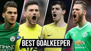 De Gea vs Ederson vs Lloris vs Courtois - Best Saves 2018 - Premiere League Best Goalkeeper?  | HD