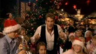 Смотреть клип David Hasselhoff - Jingle Bells