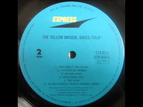Tulip - The Yellow Magical Shoes