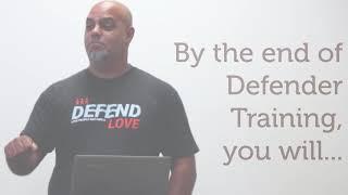 Host A Defender Training