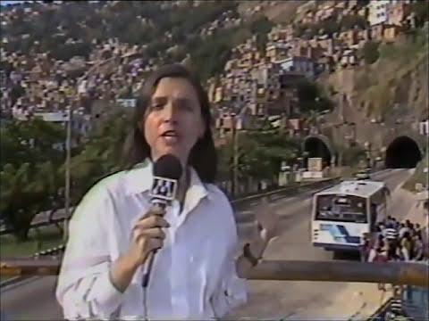 Domingo Forte : O Jornalismo da Rede Manchete de 1993