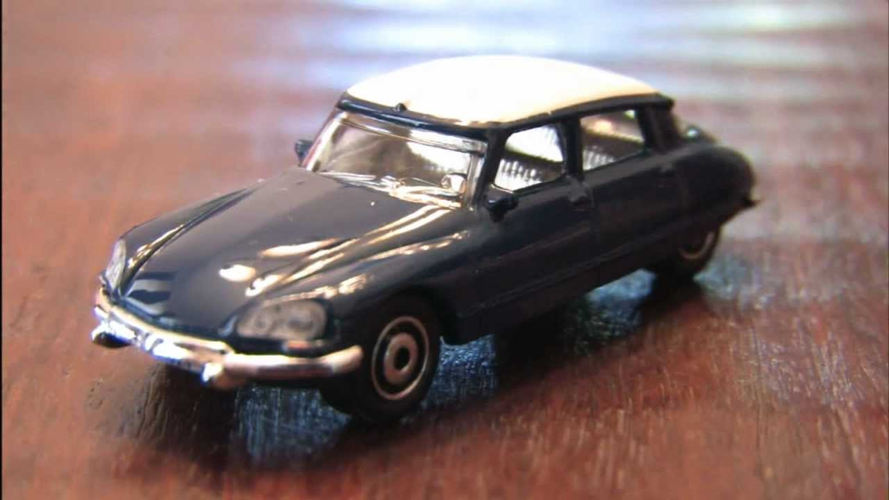 1968 citroen ds matchbox car review by cgr garage youtube for Garage ds auto ouistreham
