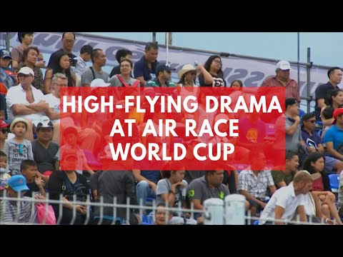 Americans clinch gold and silver in Formula One Air Racing World Cup