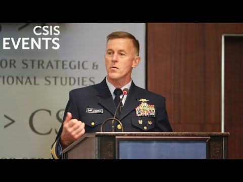 A Conversation with Admiral Paul F. Zukunft, Commandant, U.S. Coast