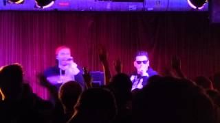 """Bass Sultan Hengzt """"Heimbring"""" & """"Weck Mich Nie Wieder Auf"""" Live @ Keller Club, Stuttgart 4/7"""