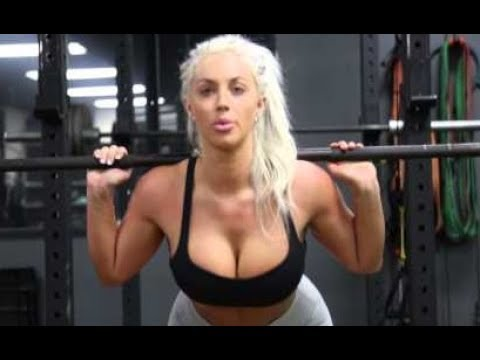 SPORTS WOMEN TRAINING 2017 - Gym Workout Routine - Female Fitness Motivation HD
