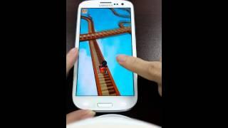 【無料】カジュアルゲーム ローラーコースター3D(RollerCoaster3D Android) 棒人間 スマホゲーム Unity ベトナムオフショア thumbnail