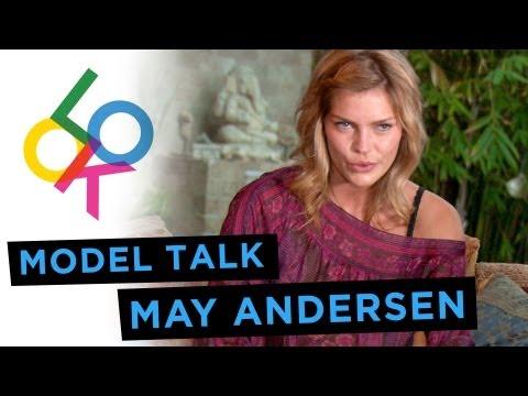 May Andersen: Model Talk