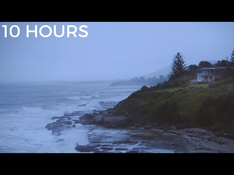 Ocean Thunderstorm &