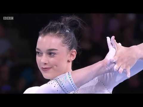 Women Team Final Gymnastics World Championships 2019 BBC