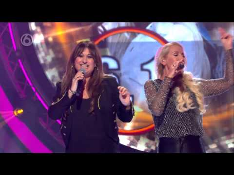Abba door Mandy en Laura | Finale