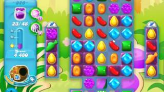 Candy Crush Soda Saga Level 326