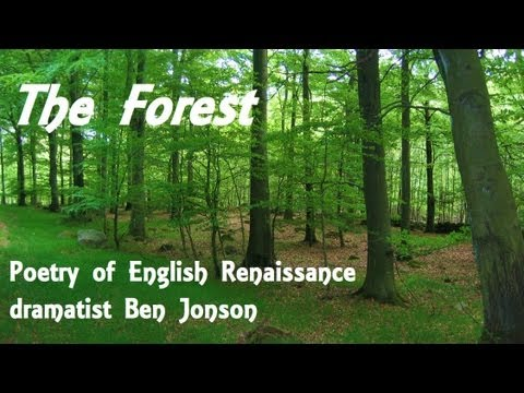 The Forest - FULL Audio Book - by Ben Jonson - English Renaissance Poetry
