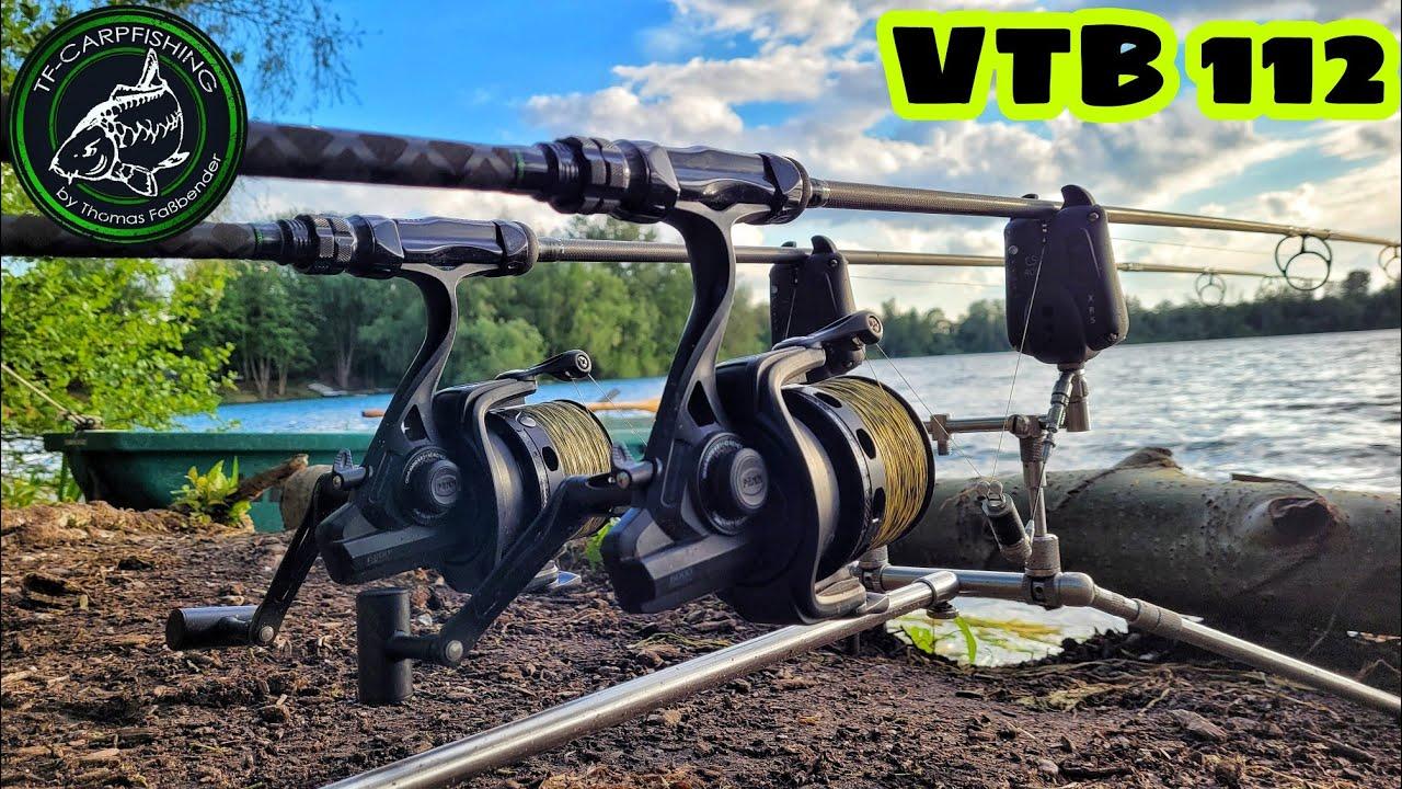 Karpfenangeln VTB 112 - Meine Geburtstags Session // Spotcam - Unterwasseraufnahmen