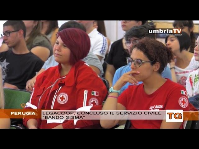 Servizio civile  BANDO SISMA – SETTORE ASSISTENZA  servizio umbriaTV