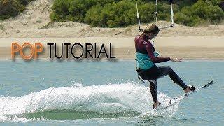 Video How to Pop, In-depth Kitesurf / Kiteboard Tutorial download MP3, 3GP, MP4, WEBM, AVI, FLV September 2018