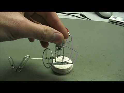 Как сделать самый простой двигатель фото 611