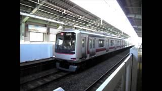 東急5080系5186F(東芝IGBT) 志村三丁目発着
