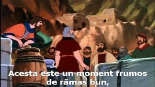 Faptele Apostolilor - Lucrarea Lui Pavel - Desene animate - subtitrat romana