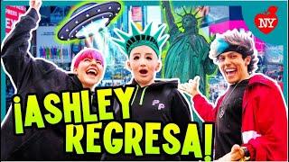 🗽 ASHLEY CONOCE NUEVA YORK | LOS POLINESIOS VLOGS