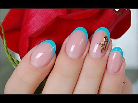 Как красить ногти шеллаком фото