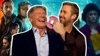 Ford on Gosling: I had his job once and I was GOOD at it