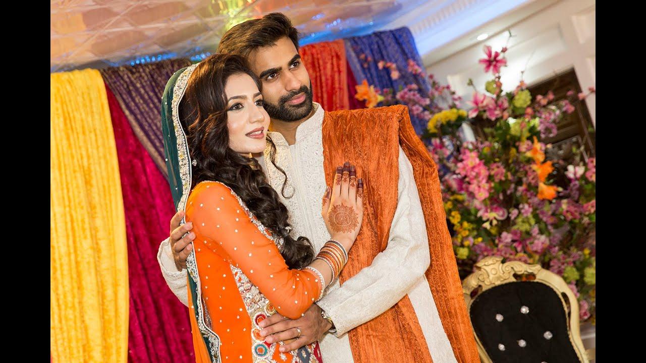 Junaid and isma wedding