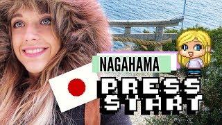 Finally Leaving Tokyo and Exploring Japan // Nagahama, Shiga Day 1 (GAM)