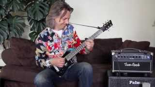 Hofner Shorty Travel E-Guitar JAZZ/BLUES/ROCK - Wallisch Thomas