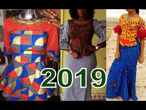 Ankara Styles Pictures 2019 And African Styles Dresses For You Ladies