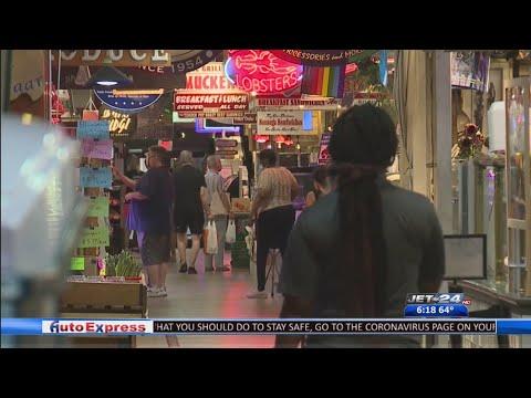 Destination PA: Reading Terminal Market In Philadelphia