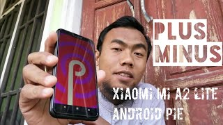 Xiaomi Mi A2 Lite Android Pie  Poin Plus Minus Nya...