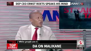 Ernst Roets on radical economic transformation, white supremacy and Gerrie Nel.