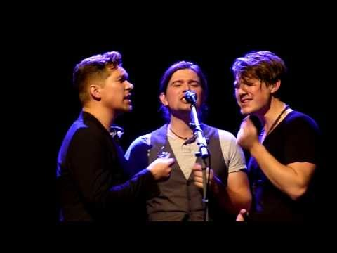 Too Much Heaven (Bee Gees cover)  - Hanson @ Indigo 02 (London )