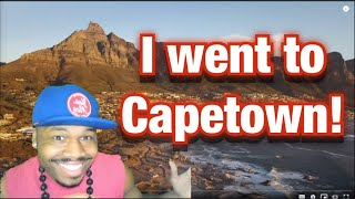 WOW! Cape Town is Beautiful!  | TFLA
