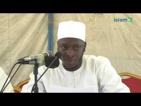 Conférence : La dégradation des moeurs causes et conséquences - Oustaz Mansour NDIAYE