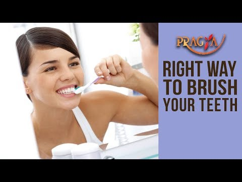 Right Way To Brush Your Teeth | Dr.Umang Nayar (Dental Surgeon)