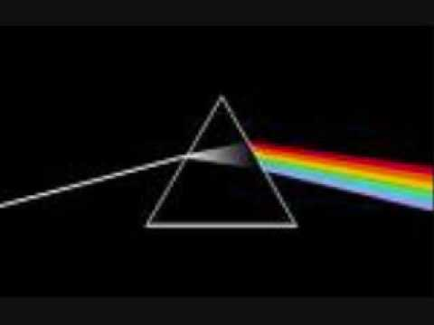 Pink Floyd -- Any Colour You Like, Brain Damage, And Eclipse