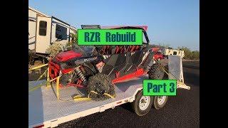 2018 Polaris RZR 4 Dynamix Rebuild Project Part 3