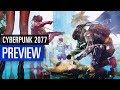 Cyberpunk 2077: Unsere Eindrücke von der E3 2018