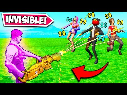 *NEW* INVISIBLE PLAYER HACK IS OP!! - Fortnite Funny Fails And WTF Moments! #867