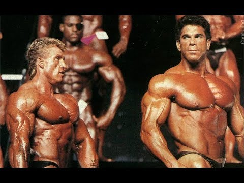Lou Ferrigno came back in 1992 and made Dorian look small