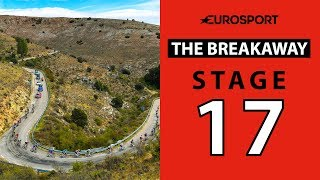 The Breakaway: Stage 17 Analysis | Vuelta a España 2019 | Cycling | Eurosport