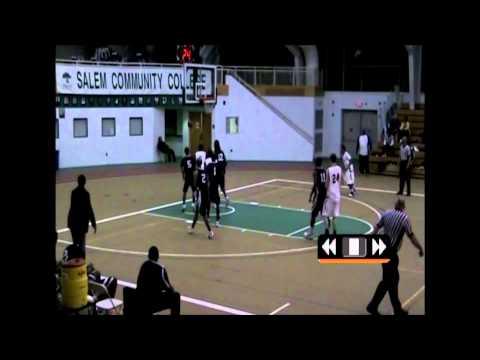 Vern Robinson - Salem Community College Highlights