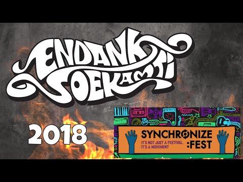 Endank Soekamti, Synchronize Fest 2018