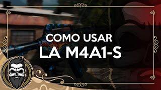 Como Usar la M4A1-S   CS:GO   Muit0
