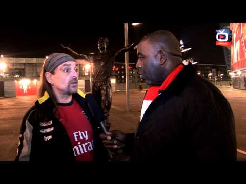Arsenal: Bully Talk - Arsenal 1 Bayern 3 - ArsenalFanTV.com