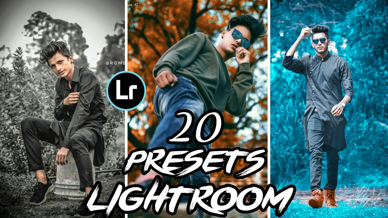 Top 20 mobile lightroom presets free Download || lightroom